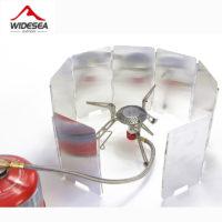 Складная ветрозащита для газовой горелки