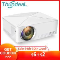 Cветодиодный проектор ThundeaL GP70 1280×720