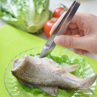 Пинцет щипцы для удаления костей из рыбы