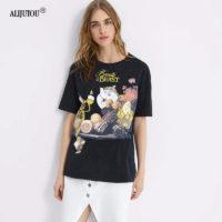 Женские футболки Disney с Алиэкспресс - место 4 - фото 6