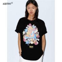 Женские футболки Disney с Алиэкспресс - место 3 - фото 1
