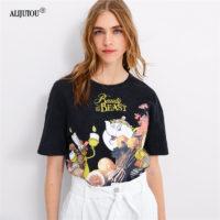 Женские футболки Disney с Алиэкспресс - место 4 - фото 1