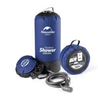 Naturehike надувной душ для кемпинга и туризма 11 литров