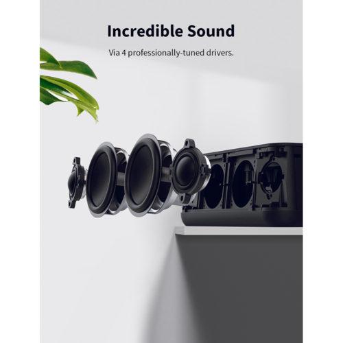 Портативная беспроводная bluetooth колонка Anker Soundcore Pro+ 25 Вт