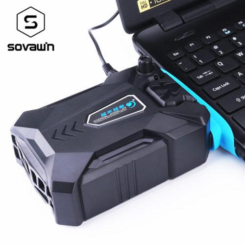COOLCOLD Вакуумный портативный USB вентилятор кулер для охлаждения ноутбука