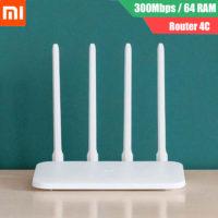 Xiaomi Mi WIFI Router 4C Роутер беспроводной маршрутизатор 300 Мбит/с