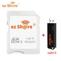 Адаптер для SD карты с Wi-Fi ez Share