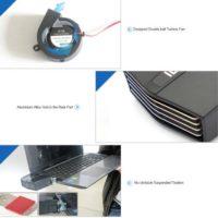 Портативные кулеры для охлаждения ноутбука с Алиэкспресс - место 4 - фото 2