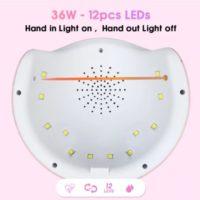 Топ-5 самых популярных ламп для сушки гель-лака с Алиэкспресс - место 5 - фото 2