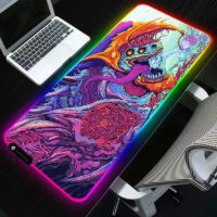 RGB коврики для мыши с подсветкой с Алиэкспресс - место 3 - фото 1