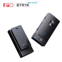 FIIO BTR1K беспроводной портативный Bluetooth ЦАП усилитель для наушников с NFC