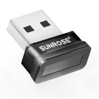 SUNROSE USB сканер отпечатков пальцев для ПК, ноутбука, планшета