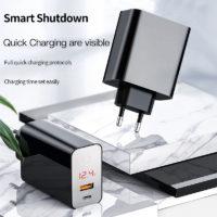 Зарядные устройства с поддержкой быстрой зарядки QC 4.0 с Алиэкспресс - место 3 - фото 6