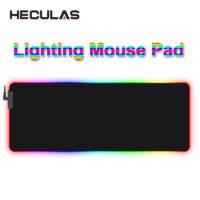 RGB коврики для мыши с подсветкой с Алиэкспресс - место 4 - фото 1