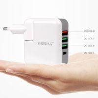 Зарядные устройства с поддержкой быстрой зарядки QC 4.0 с Алиэкспресс - место 4 - фото 6