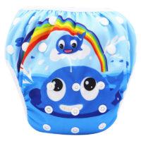 Детские многоразовые подгузники шорты для купания в бассейне