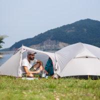 Лучшие туристические палатки с Алиэкспресс - место 3 - фото 5