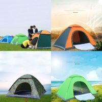 Лучшие туристические палатки с Алиэкспресс - место 2 - фото 4