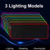RGB коврики для мыши с подсветкой с Алиэкспресс - место 4 - фото 4