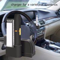 Автомобильное зарядное устройство держатель для IQOS в воздуховод