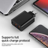 Зарядные устройства с поддержкой быстрой зарядки QC 4.0 с Алиэкспресс - место 5 - фото 4