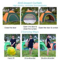 Лучшие туристические палатки с Алиэкспресс - место 2 - фото 3