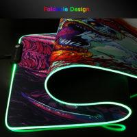 RGB коврики для мыши с подсветкой с Алиэкспресс - место 3 - фото 4