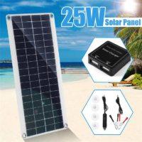 Популярные солнечные панели и батареи с Алиэкспресс - место 3 - фото 6
