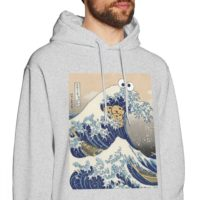 Товары с картиной Большая волна в Канагаве с Алиэкспресс - место 1 - фото 3