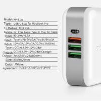 Зарядные устройства с поддержкой быстрой зарядки QC 4.0 с Алиэкспресс - место 4 - фото 4