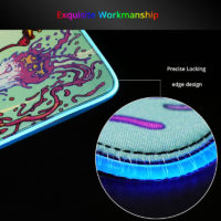 RGB коврики для мыши с подсветкой с Алиэкспресс - место 3 - фото 3