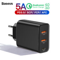Зарядные устройства с поддержкой быстрой зарядки QC 4.0 с Алиэкспресс - место 5 - фото 1