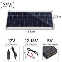 Популярные солнечные панели и батареи с Алиэкспресс - место 3 - фото 5