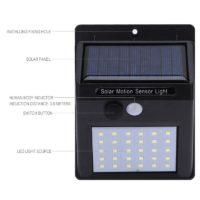 Уличные светильники на солнечных батареях с Алиэкспресс - место 8 - фото 5