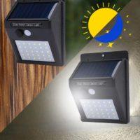 Уличные светильники на солнечных батареях с Алиэкспресс - место 8 - фото 4