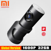 Xiaomi DDPai Mini3 видеорегистратор 32 Гб 1600P HD