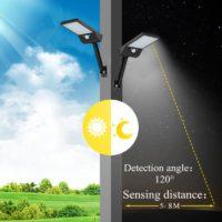 Уличные светильники на солнечных батареях с Алиэкспресс - место 5 - фото 2