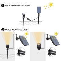 Уличные светильники на солнечных батареях с Алиэкспресс - место 2 - фото 3