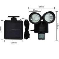 Уличные светильники на солнечных батареях с Алиэкспресс - место 1 - фото 6