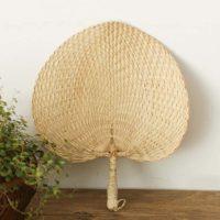 Плетеный соломенный пальмовый лист