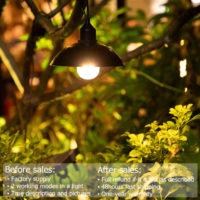 Уличные светильники на солнечных батареях с Алиэкспресс - место 4 - фото 2