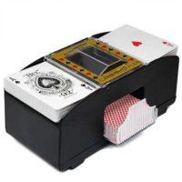 Автоматический тасовщик карт (шаффл-машинка)