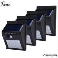 Уличные светильники на солнечных батареях с Алиэкспресс - место 8 - фото 1