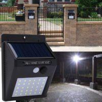 Уличные светильники на солнечных батареях с Алиэкспресс - место 8 - фото 3