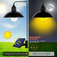 Уличные светильники на солнечных батареях с Алиэкспресс - место 4 - фото 6