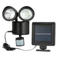 Уличные светильники на солнечных батареях с Алиэкспресс - место 1 - фото 1