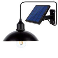 Уличные светильники на солнечных батареях с Алиэкспресс - место 4 - фото 1