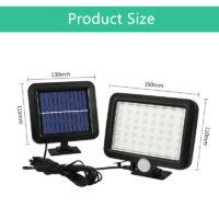 Уличные светильники на солнечных батареях с Алиэкспресс - место 6 - фото 5