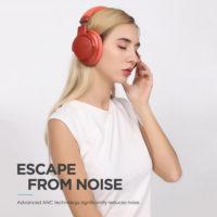 Беспроводные Bluetooth наушники с активным шумоподавлением наушники Mixcder E7 V5.0
