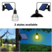 Уличные светильники на солнечных батареях с Алиэкспресс - место 4 - фото 3